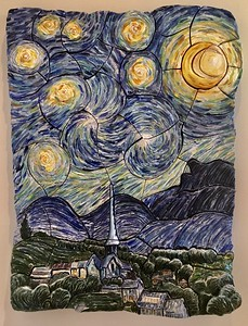Starry Night Revisited