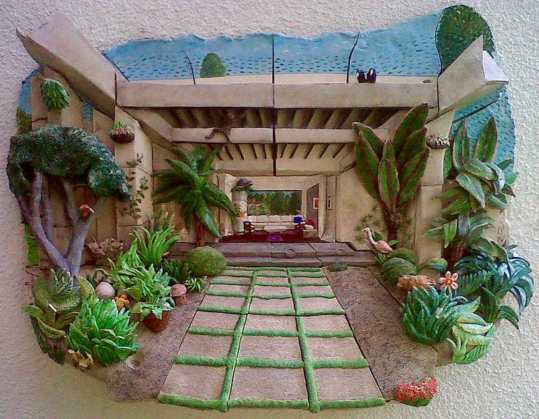 Pauli's & George's House (1989-90)