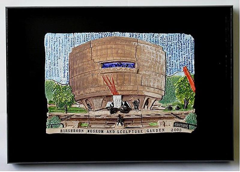 """Hirshhorn Museum"" 2003"