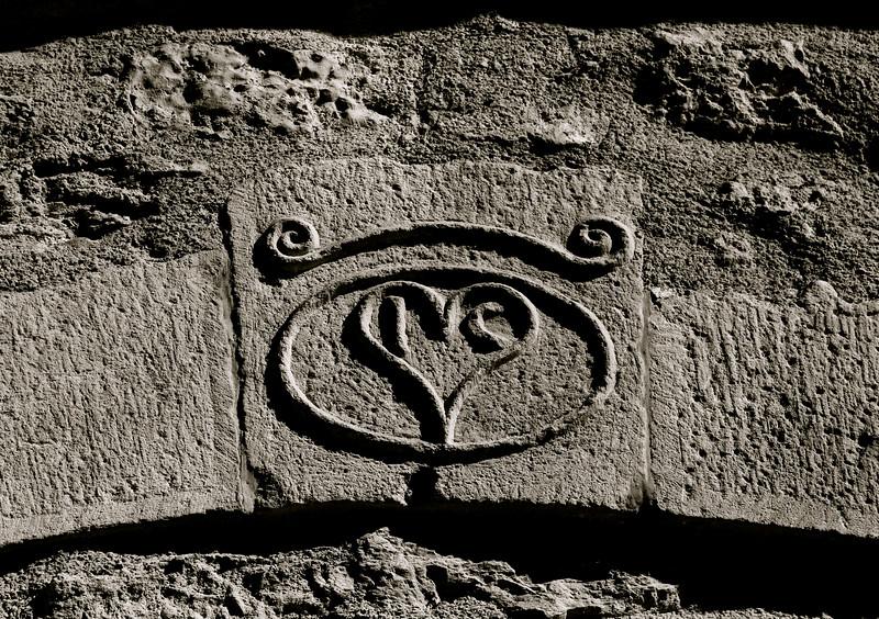 Gravé dans la pierre