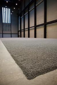 """Ai Weiwei, """"Sunflower seeds"""", Tate Modern, Jan 2011"""