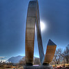 ATB Fountain - America the Beautiful Park Colorado Springs, Colorado