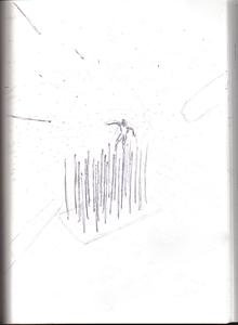 Seeking Balance - Sketch