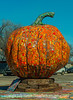 Great Pumpkin Sculpture