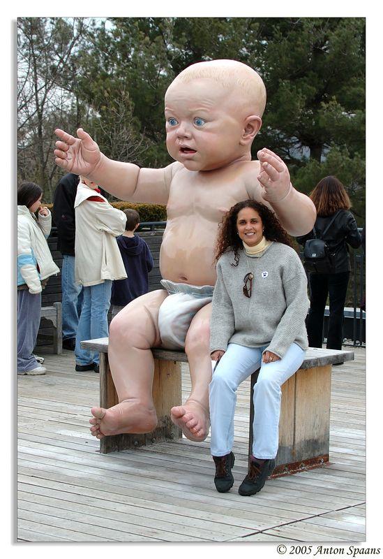 """Big Baby"" from Nina Levy"