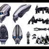 Robosapien Rebooted: Bad Robot Design and Art Direction.
