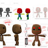 SackBoy Plush: Art Direction/ feedback.