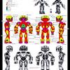 Cody the Robosapien : Main character Robot Design and Art Direction.