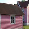 The pink house in Tyaskin, MD