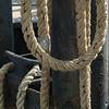 Ropes on the Block Island Ferry, RI