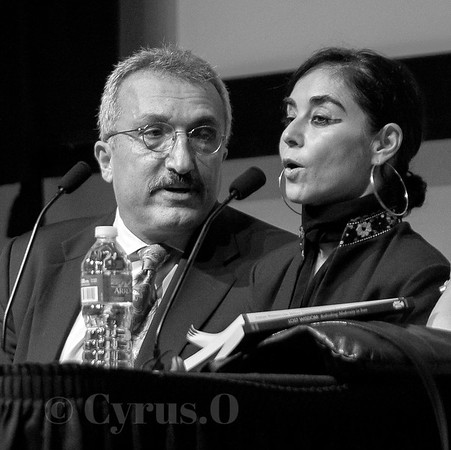 Shirin Neshat, Abbas Milani