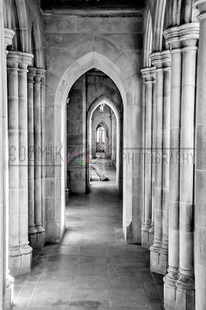 A Quiet Moment - National Cathedral DC, 2012