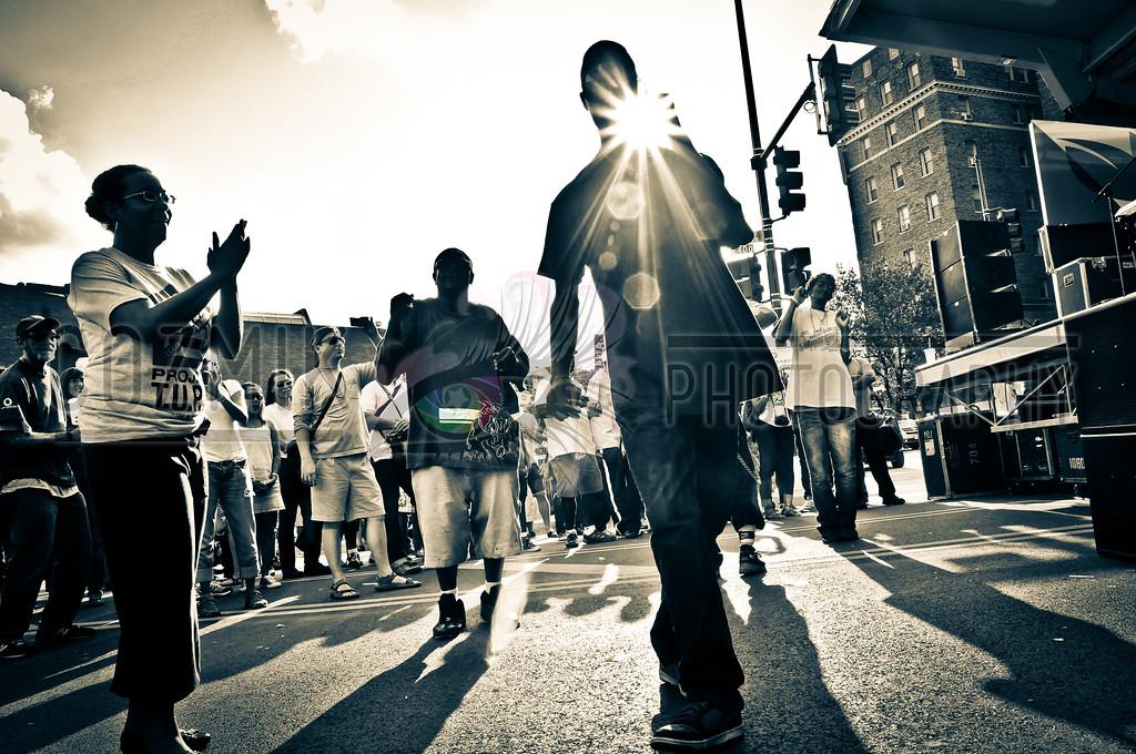 Sunlight Street Groove - 2012
