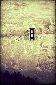 Golden Gate, March 2012