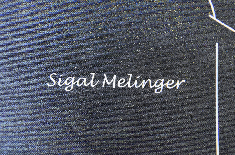 Sigal Melinger<br /> Exhibition of Sigal Melinger in the port of Tel Aviv, 2013