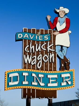Davies' Chuck Wagon Diner