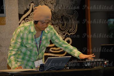 Singapore Esplanade Concourse, Composer of Super Shinobi by Yuzo Koshiro