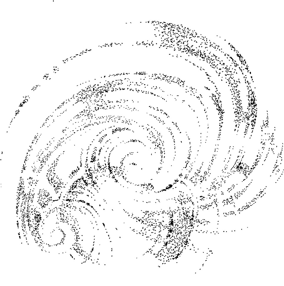 dots, swiral