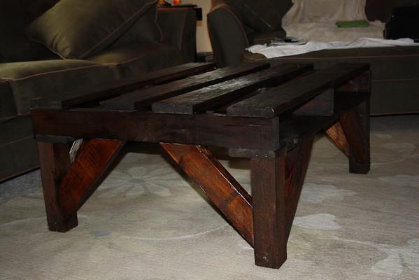 Skid furniture