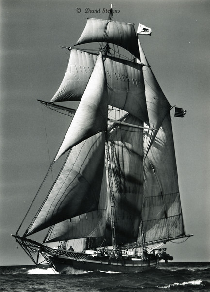 Schooner California