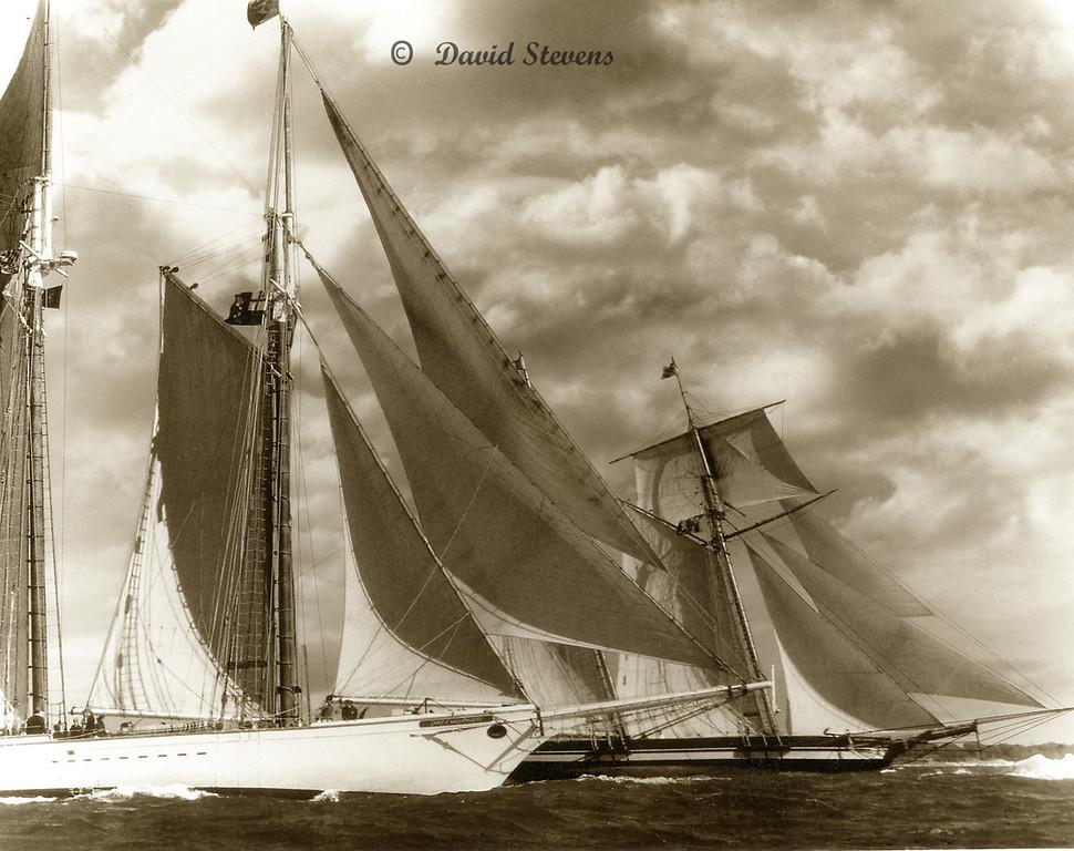 Spirit of Massachusetts, Pride of Baltimore