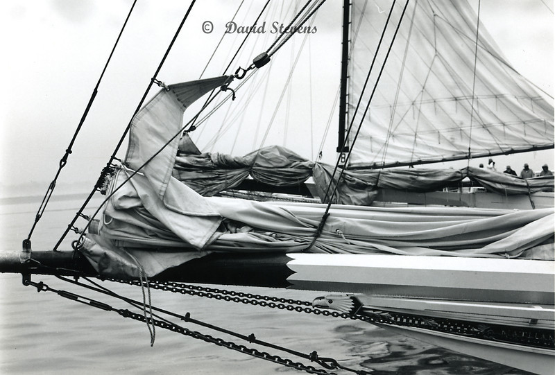 Bowsprit of Nathan