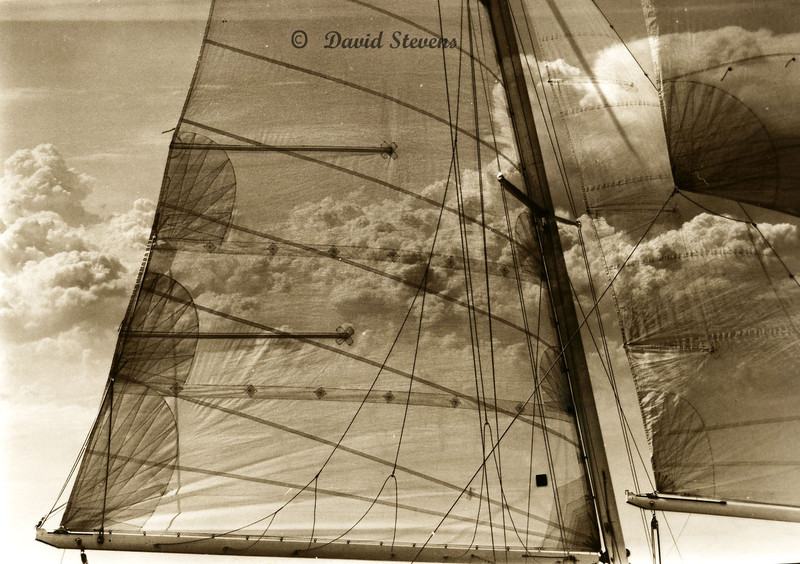 Sails of Woodwind and Clouds