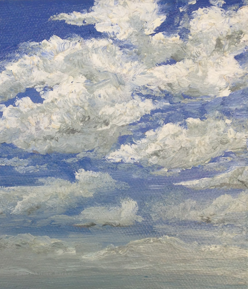 Paintings of Sky-2a
