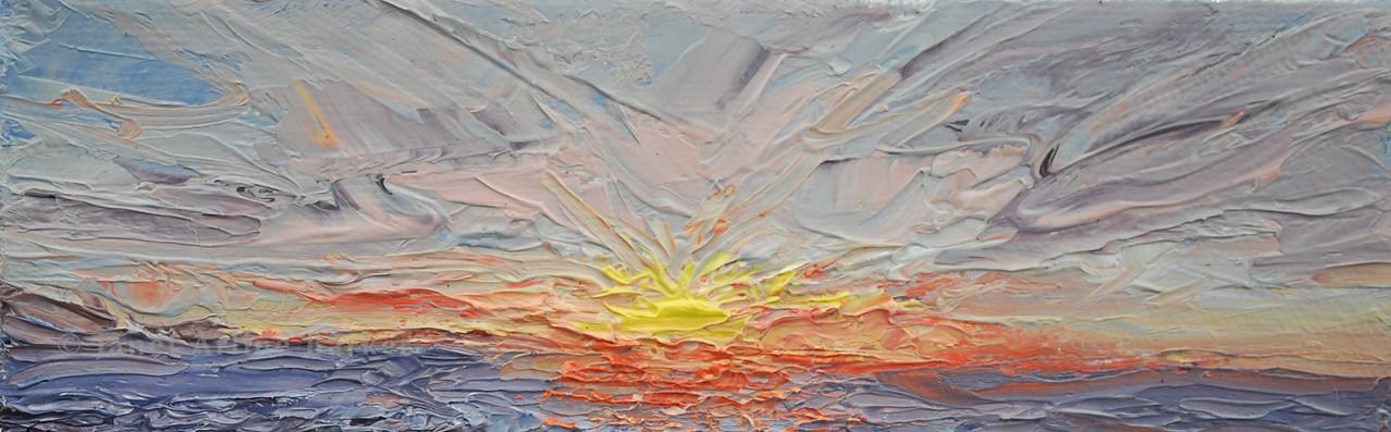 Born of Sky Paintings