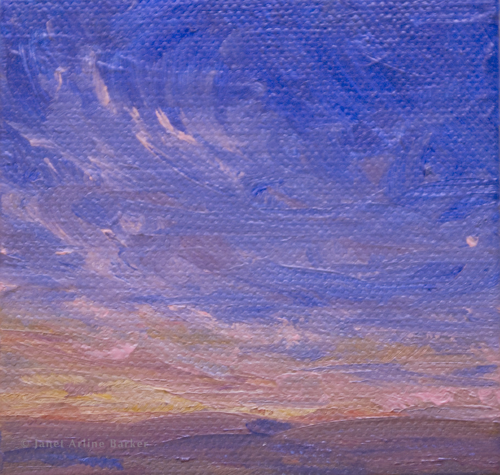 Paintings of Sky-36