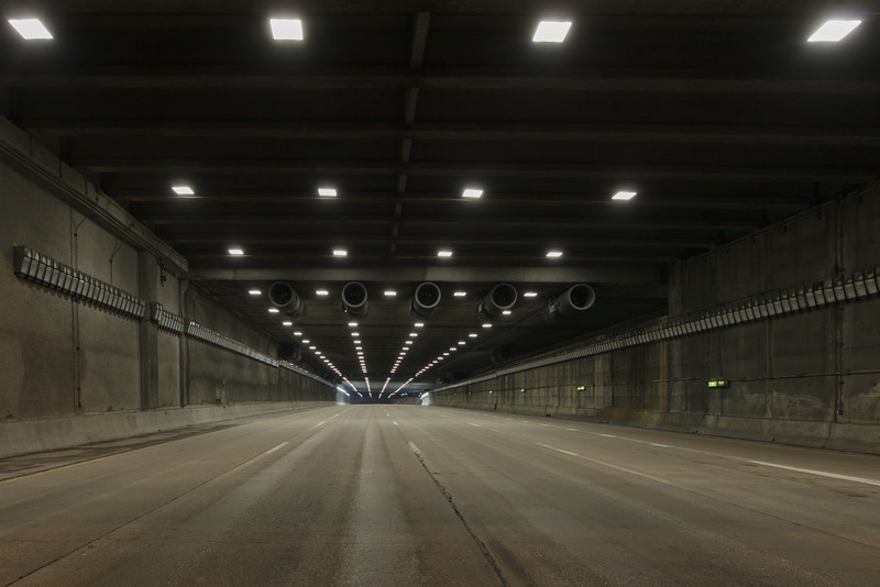 Woodall Rogers Tunnel