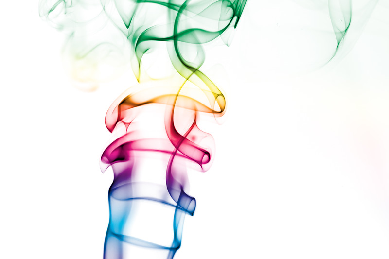 Colored Smoke 4