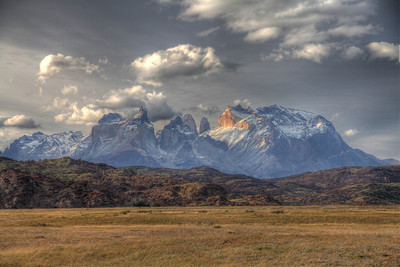 Torres del Paine NP, Patagonia, Chile