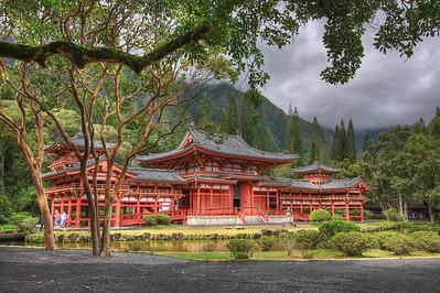 Byodo-Un Temple, O'ahu, Hawai'i
