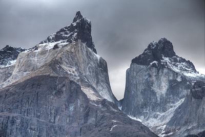 Cuernos de Torres del Paine (HDR)
