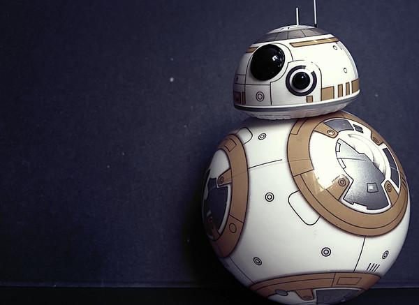 Sphero BB-8 Droid Portrait