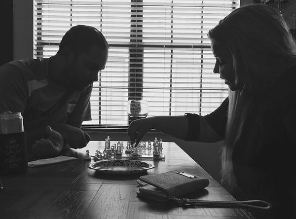 Chess Couple