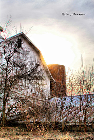 Barn at Sunrise_5229814872_o