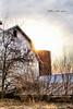 Barn at Sunrise_5229814872_o