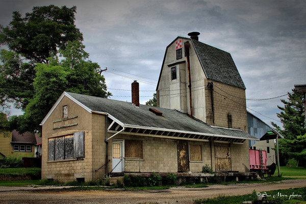 The Old Feed Mill in New Glarus