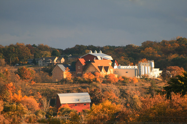 The New Glarus Brewery