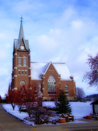 Winter Church View_4034802257_o