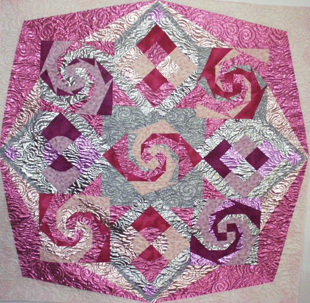 Heather's quilt