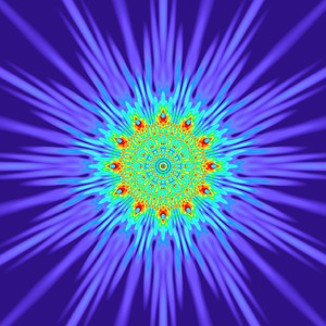 180 Hz - Equal Polarity Sound Pressure Mandala. (See photo gallery description for more details).