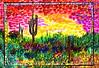 Saguaro Fiesta 10x14 Dbl copy