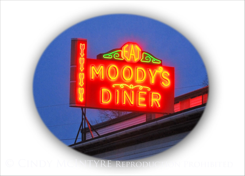 Moody's Sign