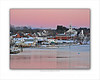 Damariscotta Winter Dusk DB