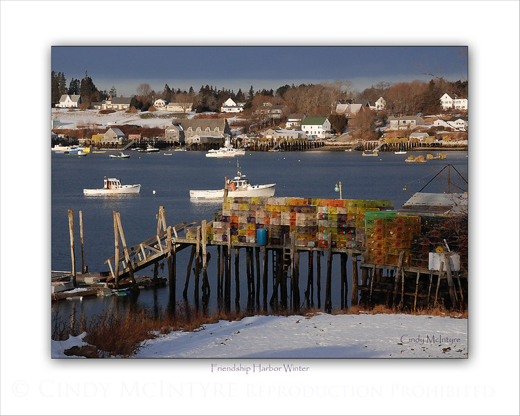 Friendship Harbor Winter DB