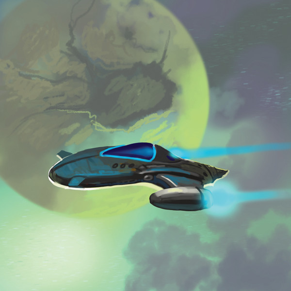 Cul Alliance Destroyer