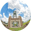 Palatka's Millennium Clock Tower
